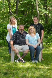 Harris Family Portrait - 028