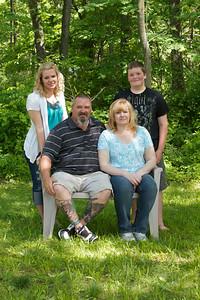 Harris Family Portrait - 028