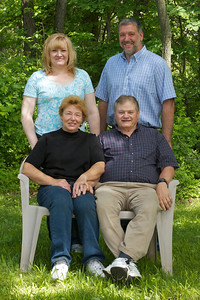 Harris Family Portrait - 021