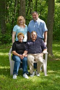 Harris Family Portrait - 016