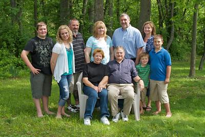 Harris Family Portrait - 007