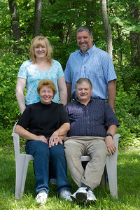 Harris Family Portrait - 020