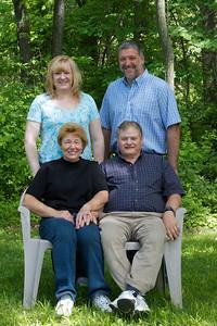 Harris Family Portrait - 020