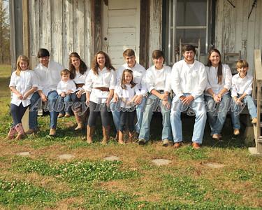 Harris Family 2012 009B 16x20