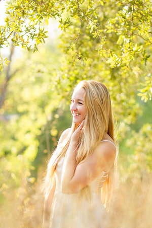 Hayley Senior Portraits