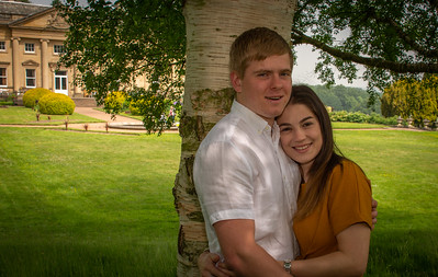 Hayley and Matt pre wedding shoot -29