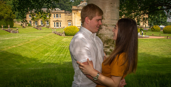Hayley and Matt pre wedding shoot -26