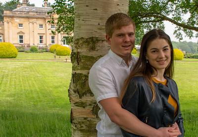 Hayley and Matt pre wedding shoot -12