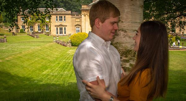 Hayley and Matt pre wedding shoot -27