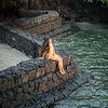 Polynesian Girl at the Hawaiian Lagoon Wall ©2017 Ranae Keane-Bamsey Photography www.EMotionGalleries.com