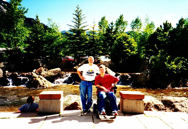 James & Mike - Estes Park, CO (Summer 1998)