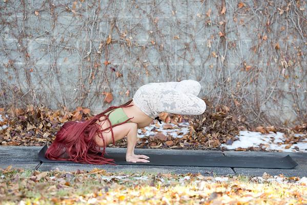 12-05-2015 Asher and Morgan Yoga Session
