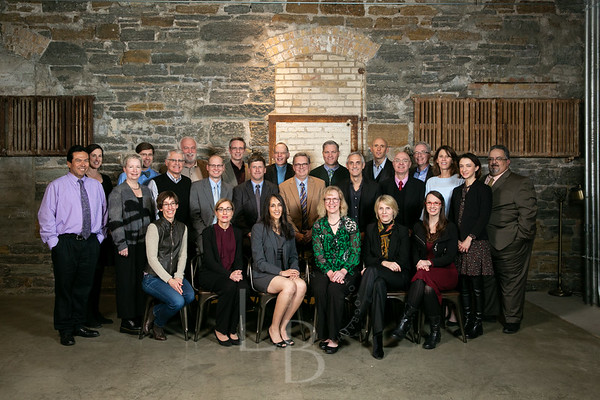 2018 11.2 HPA Group Portrait | Mill City Museum
