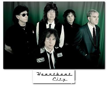 Heartbeat City Green