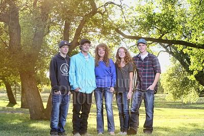 Heidi Fleck Family