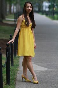 Julia Ostrowski, August 2010
