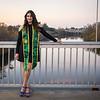 Henisha's Graduation Portraits in Sacramento