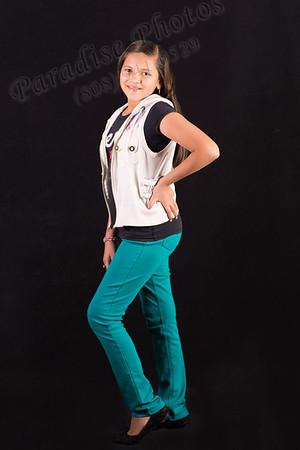 Abby full turq jeans 1013 1048