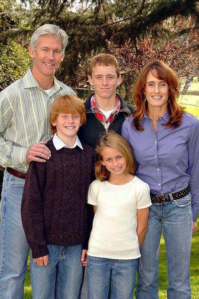 Herrill Family Portraits
