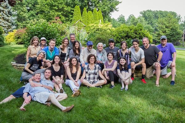 Heyman Family Reunion