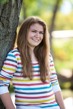 Alexis Grantham - Senior