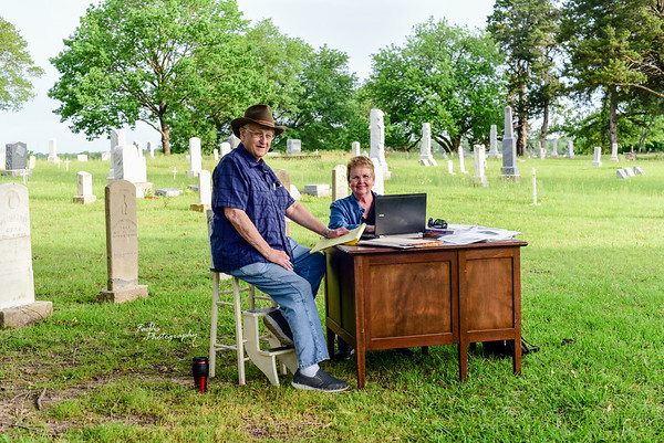 Hillcrest Cemetery Book Authors  2017