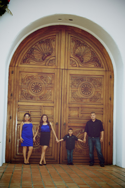 Garcia Family Holiday Photos