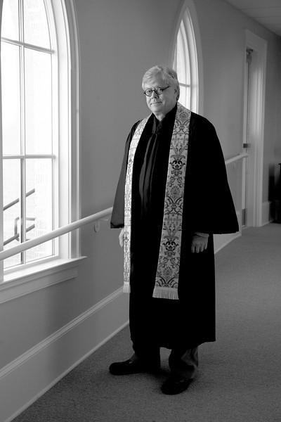 Rev. James Davis, Homerville United Methodist Church    --- Clinch County, Homerville Georgia