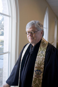 Rev. James Davis, Homerville United Methodist Church    --- Clinch County, Homerville Georgia