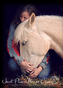 """Trust"" Portrait of Ouro & his person Stephanie Oliviera. Photo by Laura Palazzolo."