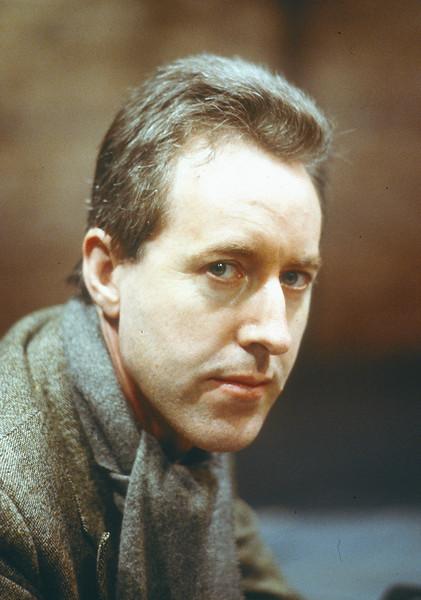 Howard Barker Playwright 1989