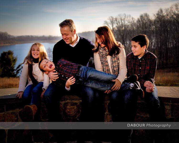 Hoyer Family Portraits