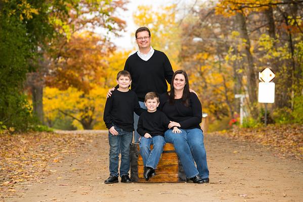 Hudspeth Family