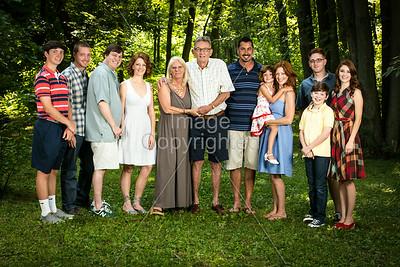 Huhn Family