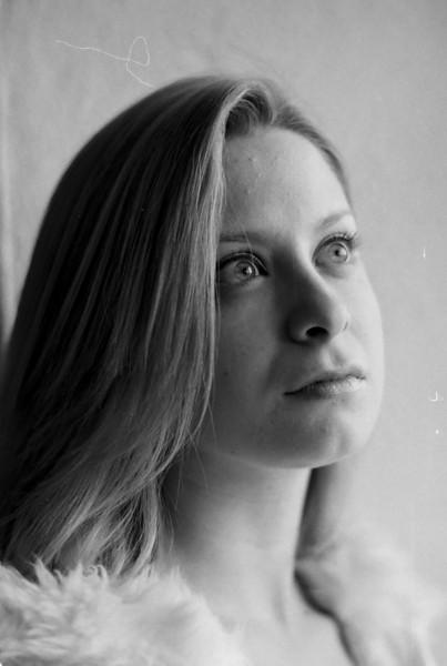 Sarah in Natural Window Light