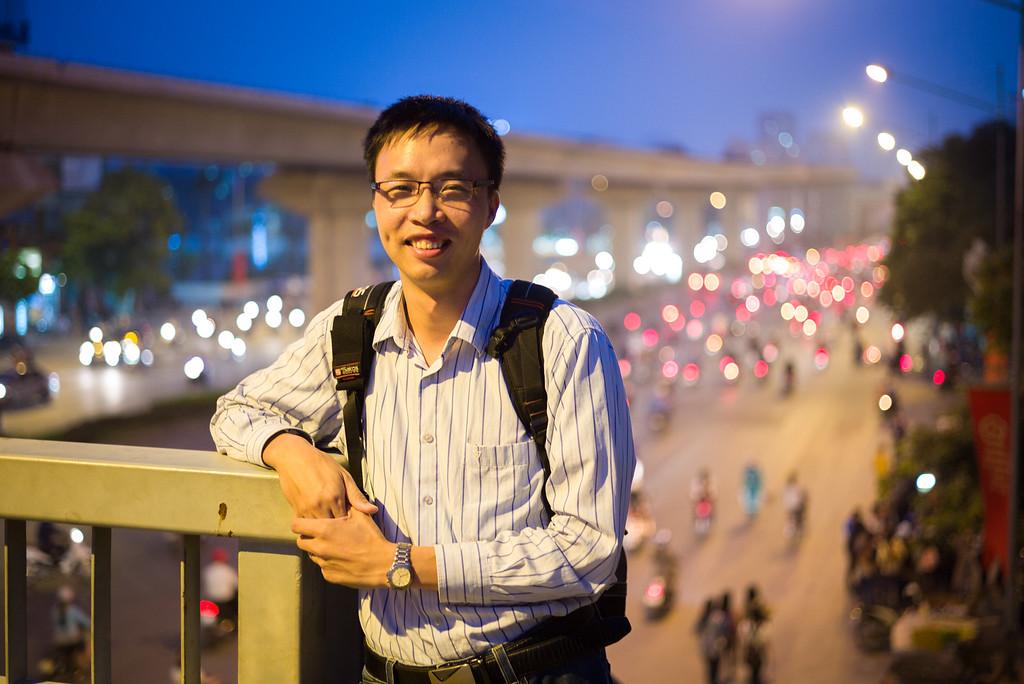 Đinh Quang Hùng - Chuyên viên đào tạo