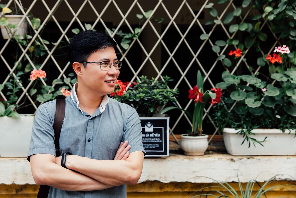 Trịnh Lê Anh, giảng viên, MC