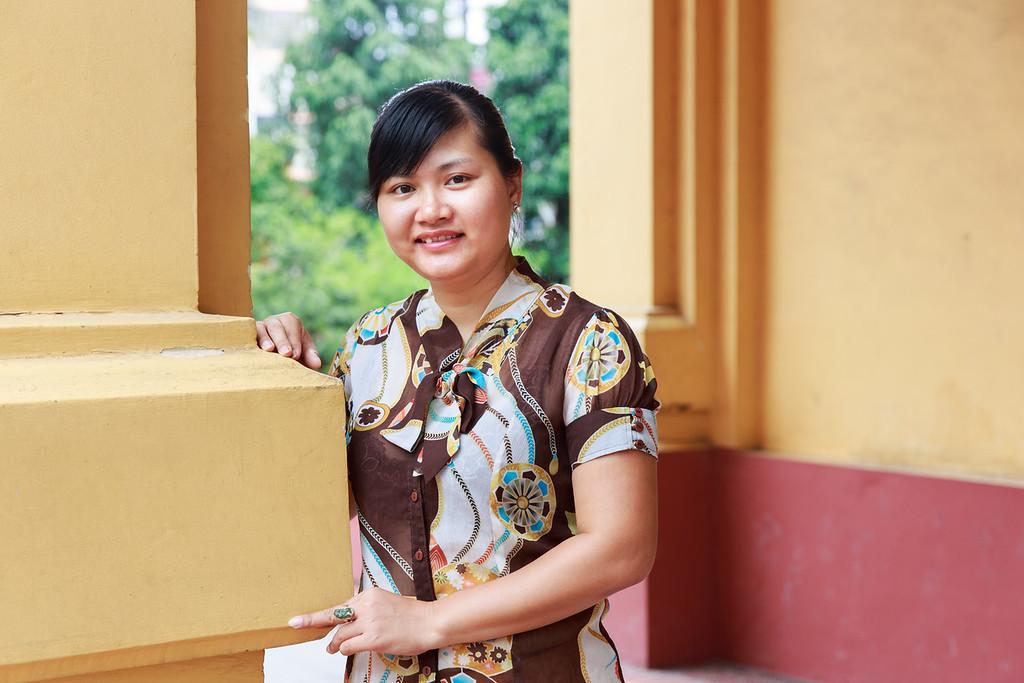 Lương Thị Hường - Giáo viên