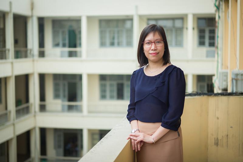 Nguyễn Lê Minh - giảng viên