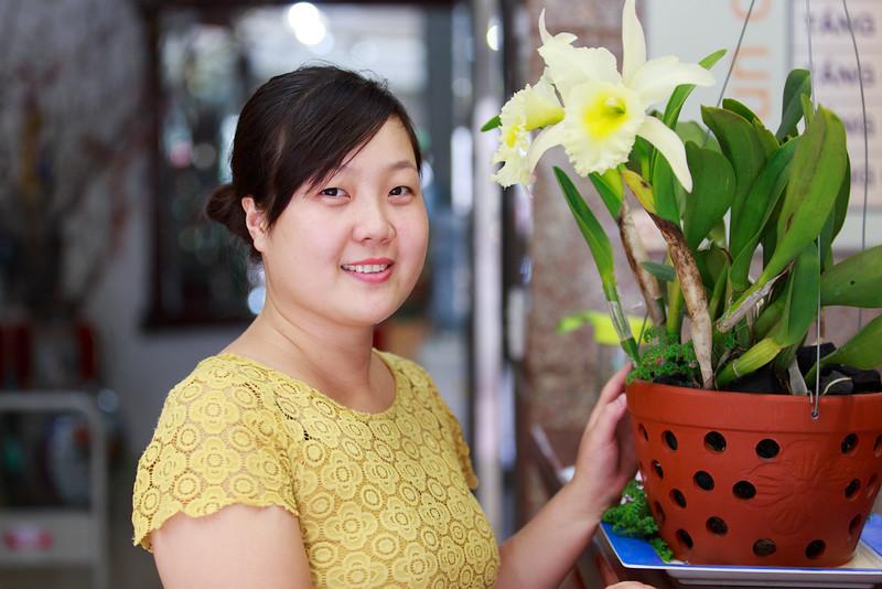 Trần Thanh Hương - Trưởng phòng Marketing