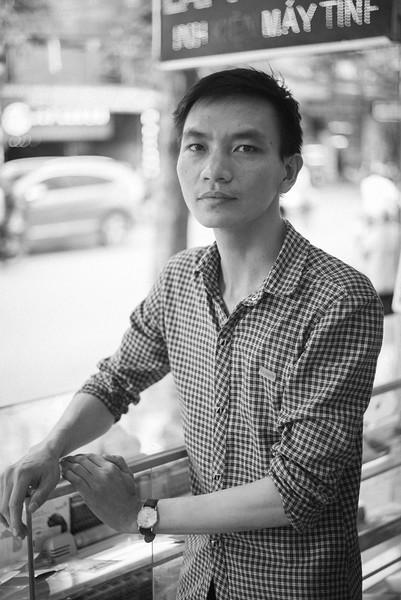 Nguyễn Văn Đăng - Chuyên viên IT