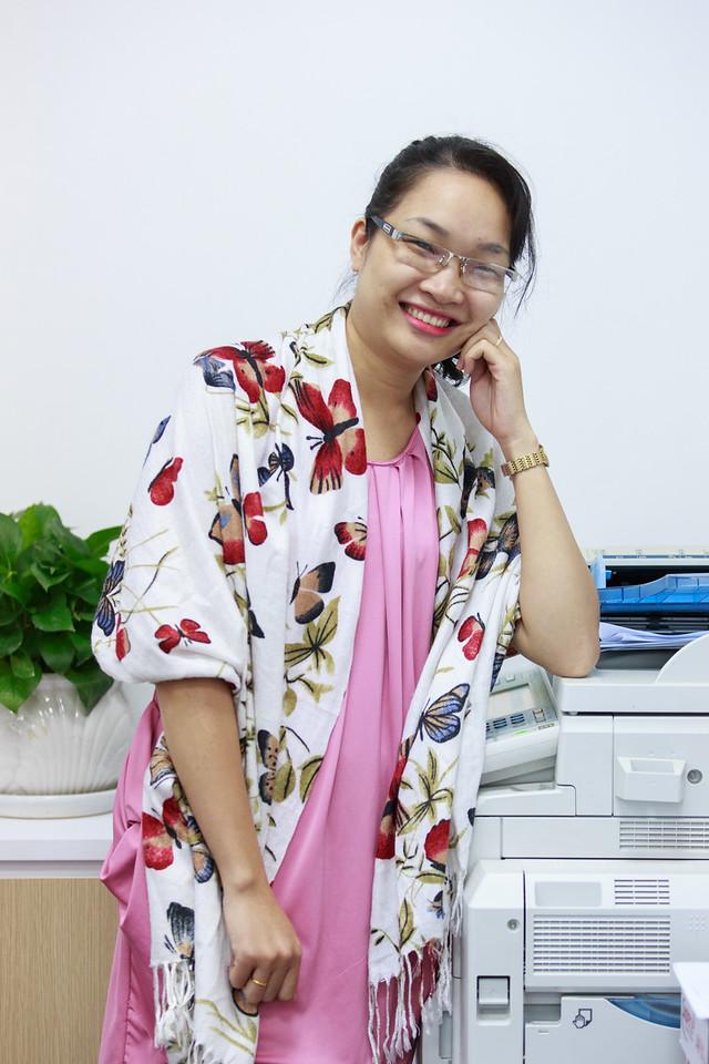 Nguyễn Thị Trang - Chuyên viên