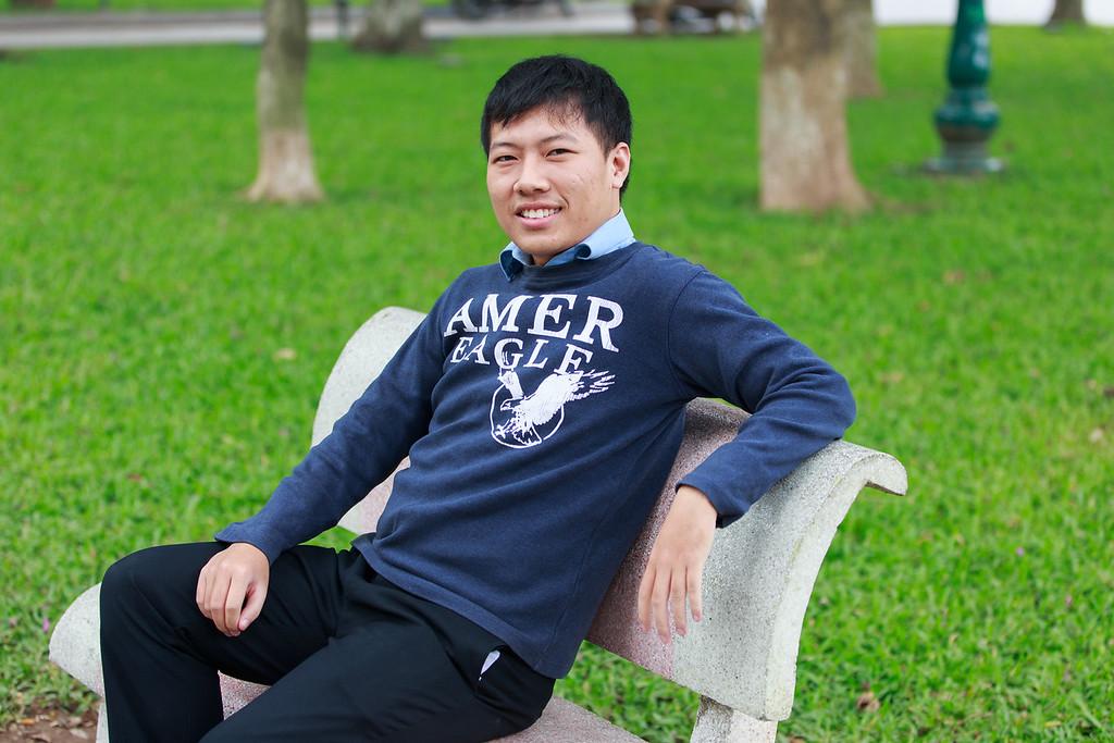 Nguyễn Hoàng Nam - Chuyên viên Hợp tác quốc tế
