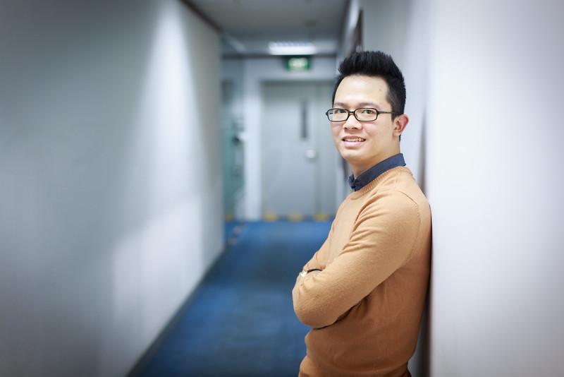 Nguyễn Hải Đăng - Chuyên viên