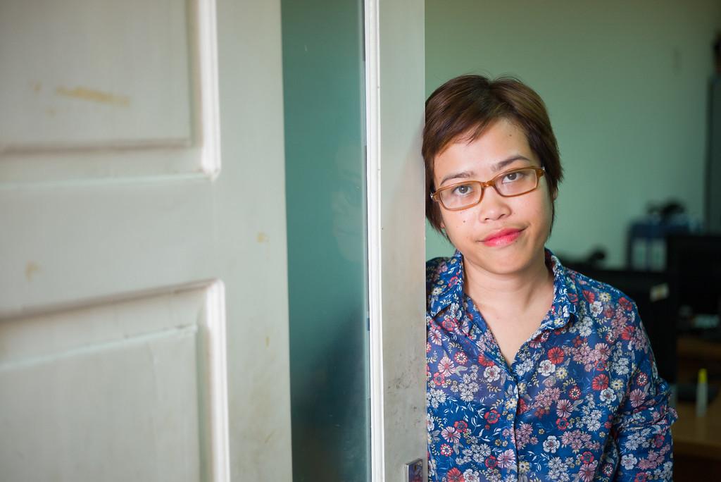 Lê Thanh Hà, chuyên viên