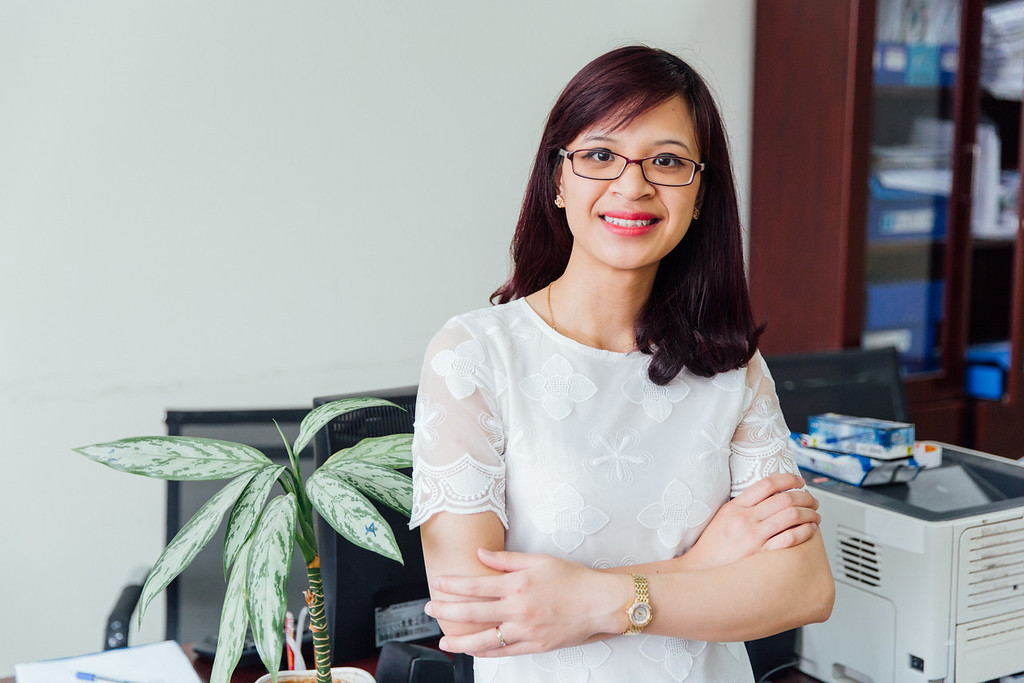 Nguyễn Thị Làn - Biên tập viên