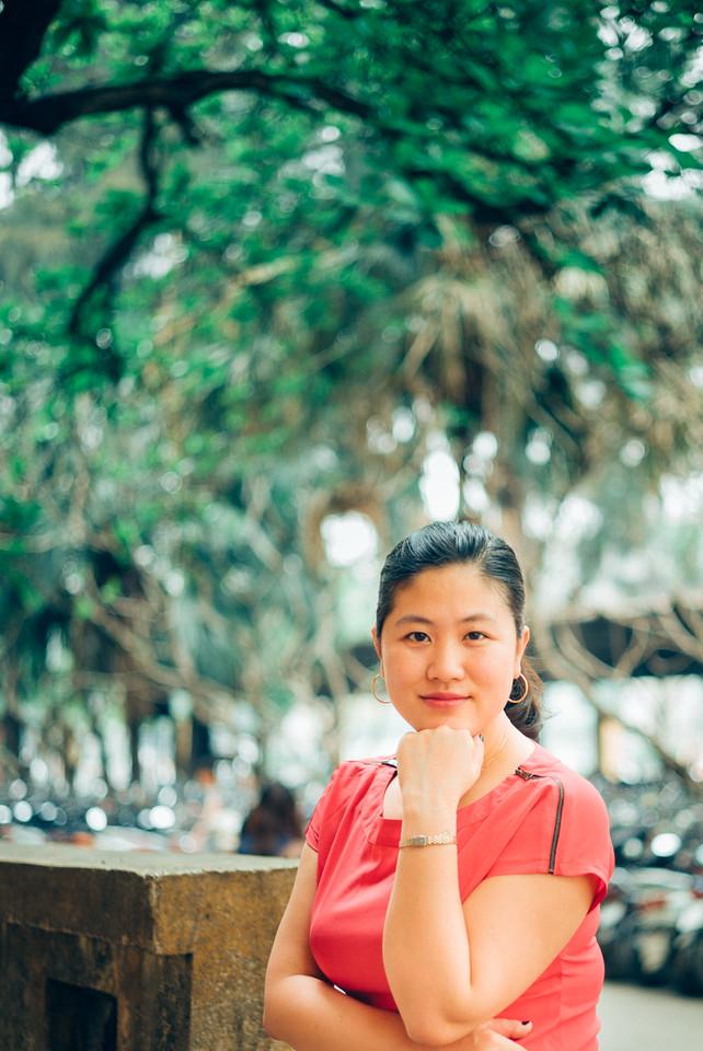 Nguyễn Thuỷ Giang, nhà nghiên cứu Hàn Quốc học