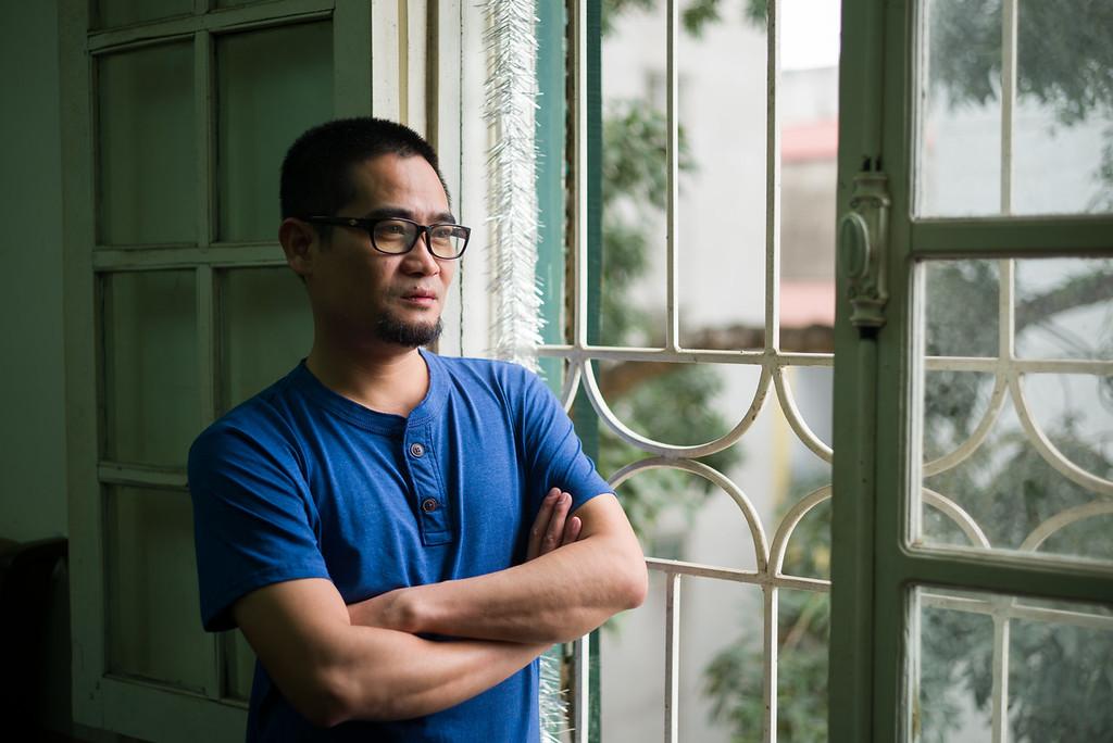 Nguyễn Cao Cường - Nhà nghiên cứu truyền thông, Hà Nội