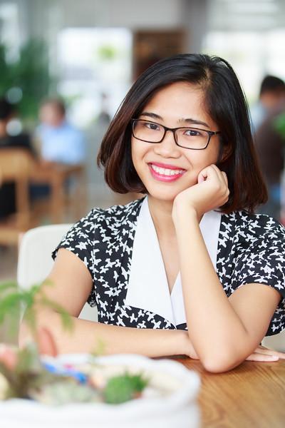 Vũ Thị Lương - phóng viên