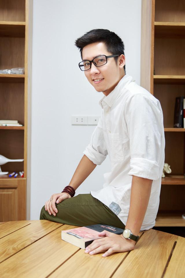 Đỗ Đức Anh, 24 tuổi, giáo viên tiếng Hàn